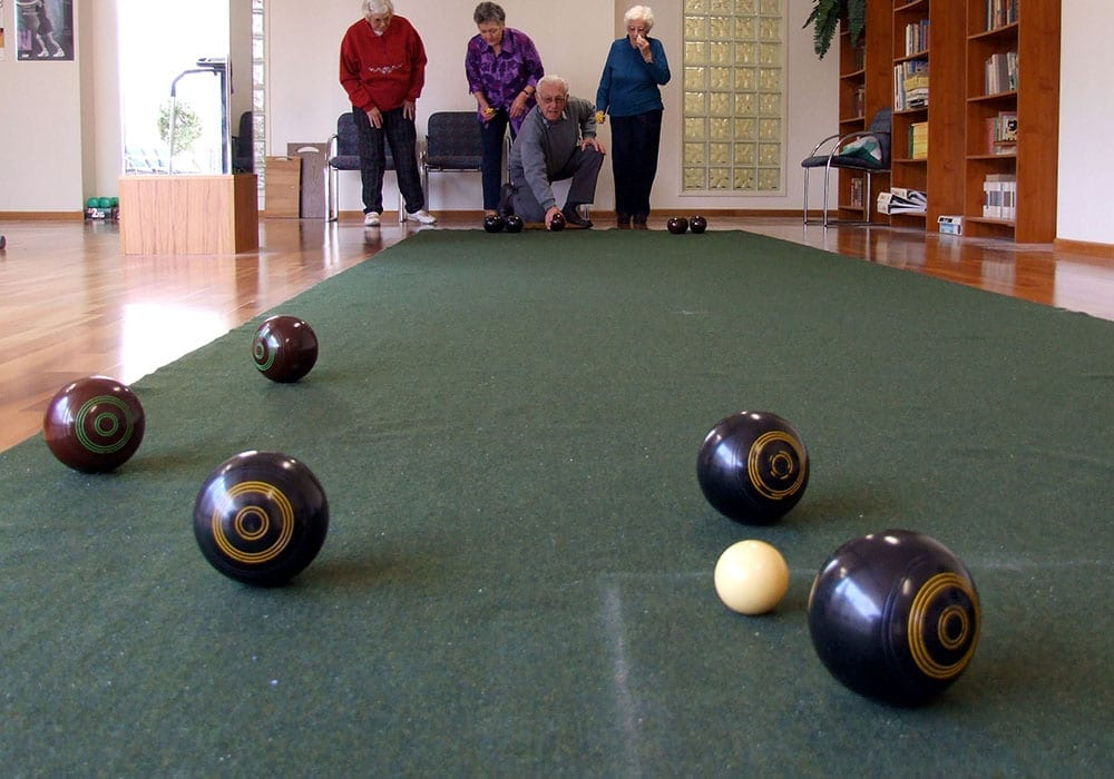 Bowls at Greenview Park Village