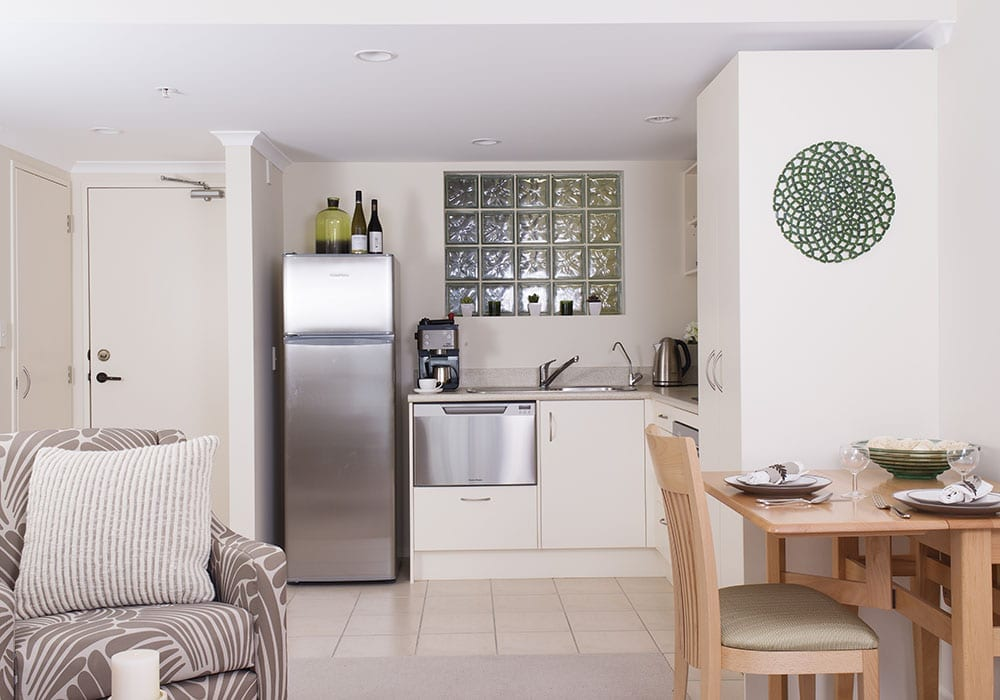 Greenview Park Apartment Kitchen