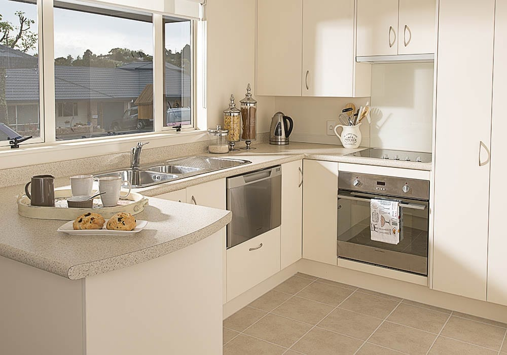 Greenview Park Village - 2 Bedroom Villa Kitchen
